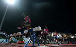 03.09.2013, Mladost Stadion, Zagreb, CRO, IAAF World Challenge, Boris Hanzekovic memorial 2013, im Bild 3000 meters steeplechase, NYAMBURA Virginia // during Boris Hanzekovic memorial 2013 of IAAF world challenge at Mladost Stadium in Zagreb, Croatia on 2013/09/03. EXPA Pictures © 2013, PhotoCredit: EXPA/ Pixsell/ Sanjin Strukic<br /> <br /> ***** ATTENTION - for AUT, SLO, SUI, ITA, FRA only *****