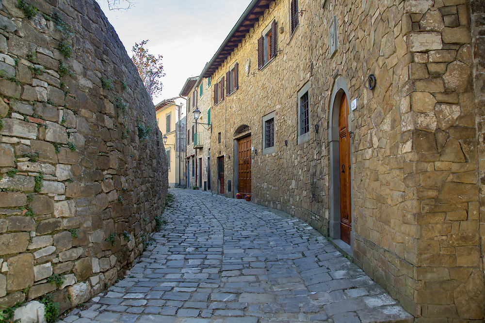 Montefioralle is a small ancient village in Tuscany, Italy. This charming car-free village is considered one of the most beautiful villages in whole Italy. The original defensive walls still enclose Montefioralle. The hamlet of Montefioralle is in the Beautiful Villages of Italy register.