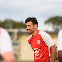 17th March 2019 - NPL Queensland Senior Men RD7: Olympic FC v Peninsula Power