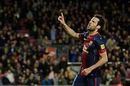 FC Barcelona v Real Club Deportivo Mallorca 060413