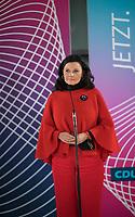 DEU, Deutschland, Germany, Berlin, 17.11.2020: Gitta Connemann, stv. Fraktionsvorsitzende der CDU/CSU-Bundestagsfraktion, bei einem Pressestatement im Deutschen Bundestag.