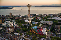 Seattle Center, Home of World's Fair 1962