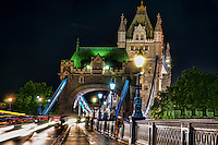 Tower Bridge @ Twilight, London