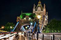 Tower Bridge @ Twilight, London
