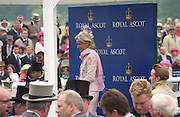 Lucinda Green. Royal Ascot Race meeting Ascot at York. Wednesday, 15 June 2005. ONE TIME USE ONLY - DO NOT ARCHIVE  © Copyright Photograph by Dafydd Jones 66 Stockwell Park Rd. London SW9 0DA Tel 020 7733 0108 www.dafjones.com