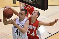 Norwayne at Wellington high school boys varsity basketball on February 18, 2012 at Wellington High School.