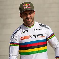 30-08-2020: Wielrennen: BMX - Road to Tokyo & WK 2021: Papendal<br /> Wereldkampioen BMX Twan van Gendt