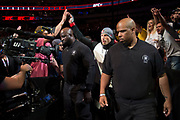DALLAS, TX - MAY 13:  Krzysztof Jotko walks to the Octagon before fighting Dave Branch during UFC 211 at the American Airlines Center on May 13, 2017 in Dallas, Texas. (Photo by Cooper Neill/Zuffa LLC/Zuffa LLC via Getty Images) *** Local Caption *** Krzysztof Jotko