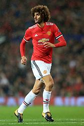 12th September 2017 - UEFA Champions League - Group A - Manchester United v FC Basel - Marouane Fellaini of Man Utd - Photo: Simon Stacpoole / Offside.
