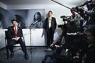 Shinzo Abe bij AnneFrankHuis