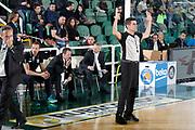 DESCRIZIONE : Avellino Lega A 2015-16 Sidigas Avellino Banco di Sardegna Sassari<br /> GIOCATORE : Arbitro Enrico Sabetta 600 partite Lega A<br /> CATEGORIA : celebrazione arbitro ritratto<br /> SQUADRA : AIAP<br /> EVENTO : Campionato Lega A 2015-2016 <br /> GARA : Sidigas Avellino Banco di Sardegna Sassari<br /> DATA : 09/11/2015<br /> SPORT : Pallacanestro <br /> AUTORE : Agenzia Ciamillo-Castoria/A. De Lise <br /> Galleria : Lega Basket A 2015-2016 <br /> Fotonotizia : Avellino Lega A 2015-16 Sidigas Avellino Banco di Sardegna Sassari
