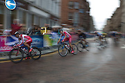 Mcc0055084 . Daily Telegraph<br /> <br /> The Men's Road Race on Day 11 of the 2014 Commonwealth Games in Glasgow .<br /> <br /> Glasgow 3 August 2014