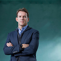 Bill Clegg, the New York literary agent, author and Man Booker Prize nominee, at the Edinburgh International Book Festival 2015.<br /> Edinburgh. 30th August 2015<br /> <br /> Photograph by Gary Doak/Writer Pictures<br /> <br /> WORLD RIGHTS