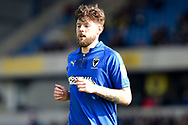 AFC Wimbledon midfielder Anthony Wordsworth (40) during the EFL Sky Bet League 1 match between Oxford United and AFC Wimbledon at the Kassam Stadium, Oxford, England on 13 April 2019.