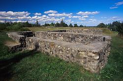 Fort George, Castine, Maine, US