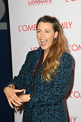 Blake Lively attends the premiere for the film A Simple Favor (L'Ombre d'Emilie) held at UGC Normandie on September 18, 2018 in Paris, France. Photo Laurent Zabulon/ABACAPRESS.COM