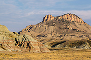 Oregon Buttes at sunrise in the Red Desert of Wyoming