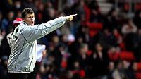 Photo: Alan Crowhurst.<br />Southampton v Burnley. Coca Cola Championship. 13/01/2007. Burnley manager Steve Cotterill.
