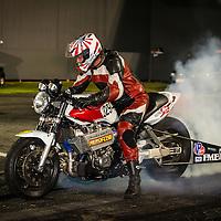 Tom Gartrell (3294) - Honda CB1300 Turbo - Modified Bike.