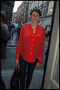 LUCINDA JOHNSON, Dinosaur Designs launch of their first European store in London. 35 Gt. Windmill St. 18 September 2014