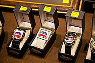 GOP watches for sale at the convention..Scenes from the California Republican Convention held at the Marriott hotel in downtown L.A.