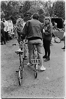 30th anniversary of Moulton Bikes in the presence of Dr Alexander Moulton CBE. September 1992