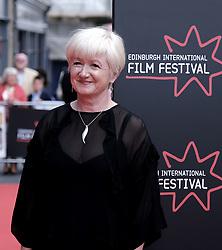 Edinburgh International Film Festival 2019<br /> <br /> Mrs Lowry (UK Premiere, closing night gala)<br /> <br /> Pictured: Debbie Gray (producer) <br /> <br /> Aimee Todd | Edinburgh Elite media