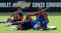 Brasiliens Ronaldinho winkt. © Alexander Wagner/EQ Images