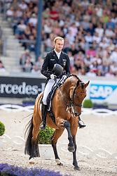 ROTHENBERGER Sönke (GER), Cosmo 59<br /> Aachen - CHIO 2019<br /> Lindt-Preis<br /> Grand Prix Spécial CDI4*<br /> 19. Juli 2019<br /> © www.sportfotos-lafrentz.de/Tomas Holcbecher