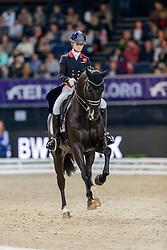Fry Charlotte, GBR, Dark Legend<br /> Stuttgart - German Masters 2019<br /> © Hippo Foto - Stefan Lafrentz