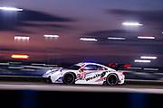 January 30-31, 2021. IMSA Weathertech Series. Rolex Daytona 24h:  #79 WeatherTech Racing, Porsche 911 RSR-19 GTLM, Cooper MacNeil, Gianmaria Bruni, Richard Lietz, Kevin Estre
