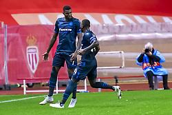 November 6, 2018 - Monaco, France - Wesley Moraes Ferreira da Silva (Club Bruges) - Brandon Mechele  (Credit Image: © Panoramic via ZUMA Press)