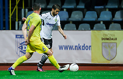 Mitja Viler of Koper during football match between NK Domzale and NK Koper in 34th Round of Prva liga Telekom Slovenije 2020/21, on May 16, 2021 in Sports park Domzale, Domzale, Slovenia. Photo by Vid Ponikvar / Sportida