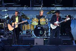 The Eagles at Hampden<br />Glen Frey & Joe walsh<br /><br />22/7/2001<br /><br />Pic : M Schofield