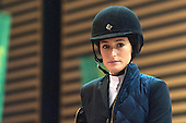 JESSICA SPRINGSTEEN daughter of Singer Bruce show Jumping