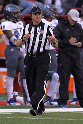 NORMAL, IL - September 08: Gary Shildmeyer during 107th Mid-America Classic college football game between the ISU (Illinois State University) Redbirds and the Eastern Illinois Panthers on September 08 2018 at Hancock Stadium in Normal, IL. (Photo by Alan Look)