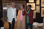 DOMINIC HOURD, JESSICA SIAN,, SIMON NANYONDA, , Preview evening  in support of The Eve Appeal, a charity dedicated to protecting women from gynaecological cancers. Bonhams Knightsbridge, Montpelier St. London. 29 April 2019