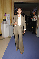 MARIE HELVIN at the 10th Anniversary Party of the Lavender Trust, Breast Cancer charity held at Claridge's, Brook Street, London on 1st May 2008.<br /><br />NON EXCLUSIVE - WORLD RIGHTS