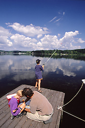 Father & Sons Fishing