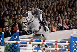 Kutscher Marco (GER) - Cornet Obolensky<br /> Rolex FEI World Cup™ Jumping Final 2012<br /> 'S Hertogenbosch 2012<br /> © Dirk Caremans