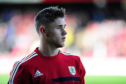 Bristol City's Wes Burns - Photo mandatory by-line: Robin White/JMP - Tel: Mobile: 07966 386802 21/10/2013 - SPORT - FOOTBALL - Selhurst Park - London - Crystal Palace V Fulham - Barclays Premier League