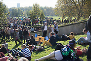 March for Peoples vote..London. 20 October 2018