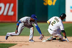 20160924 - Texas Rangers at Oakland Athletics