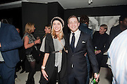 DONNA AIR; TY WOOD, Russell Young: American Envy - private view<br /> Scream Gallery Bruton Street, London, 7 April 2011. <br /> <br /> -DO NOT ARCHIVE-© Copyright Photograph by Dafydd Jones. 248 Clapham Rd. London SW9 0PZ. Tel 0207 820 0771. www.dafjones.com. *** Local Caption ***<br /> DONNA AIR; TY WOOD, Russell Young: American Envy - private view<br /> Scream Gallery Bruton Street, London, 7 April 2011. <br /> <br /> -DO NOT ARCHIVE-© Copyright Photograph by Dafydd Jones. 248 Clapham Rd. London SW9 0PZ. Tel 0207 820 0771. www.dafjones.com.