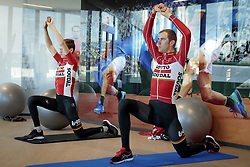 December 15, 2017 - Manacor, Espagne - MANACOR, SPAIN - DECEMBER 15 : FRISON Frederik (BEL) Rider of Team Lotto - Soudal pictured during the training camp of the Lotto Soudal cycling team on December 15, 2017 in Manacor, Spain, 15/12/17 (Credit Image: © Panoramic via ZUMA Press)