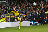 Burton Albion defender John Brayford (2) during the EFL Sky Bet League 1 match between Burton Albion and Luton Town at the Pirelli Stadium, Burton upon Trent, England on 27 April 2019.