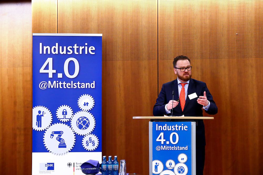 DIHK Industrie 4.0 Mittelstand 16.02.2017
