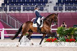 Ramel Juliette, SWE, Buriel KH, 169<br /> Olympic Games Tokyo 2021<br /> © Hippo Foto - Stefan Lafrentz<br /> 27/07/2021