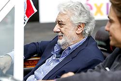 October 28, 2018 - Mexico-City, Mexico - Motorsports: FIA Formula One World Championship 2018, Grand Prix of Mexico, ..Placido Domingo  (Credit Image: © Hoch Zwei via ZUMA Wire)