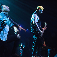 To the Rats and Wolves performing live on the Resurrection Tour at Manchester Academy, Manchester, United Kingdom, 2018-01-24